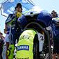 Dieses Bild zeigt Valentino Rossi