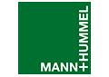 Das Bild zeigt das Logo von Mann und Hummel