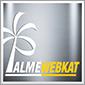 DAs Bild zeigt das Symbol für den PalmeWebkat