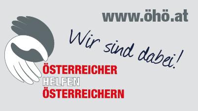 Österreicher helfen Österreichern