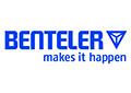Das Bild zeigt das Logo von BENTELER