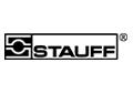 Das Bild zeigt das Logo von STAUFF
