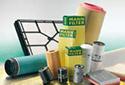 Dieses Bild zeigt Filter der Firma Mann+Hummel.