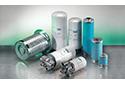 Filter für Kompressoren und Vakuumpumpen