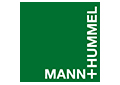 Das Bild zeigt das Logo der Firma Mann+Hummel.