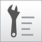 Dieses Bild zeigt das Symbol für Fahrzeug- und Reparaturdaten