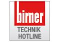 Dieses Bild zeigt das Logo der Birner Technik Hotline