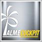 Das Bild zeigt das Symbol für das PalmeCockpit