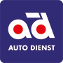 Das Bild zeigt ds Logo von ad Auto Dienst