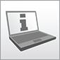 Dieses Bild zeigt das Symbol für Unternehmenssoftware