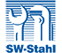 DAs Bild zeigt das Logo von SW-Stahl